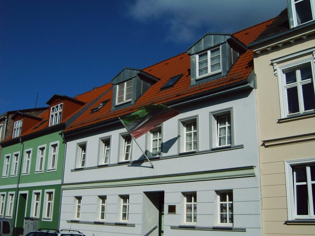 Haus der Turnerschaft Cimbria Greifswald
