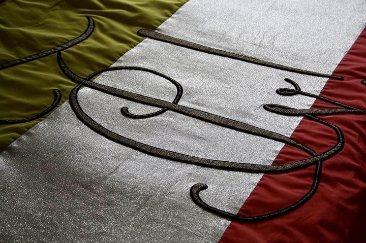 Flagge der Turnerschaft Cimbria Greifswald